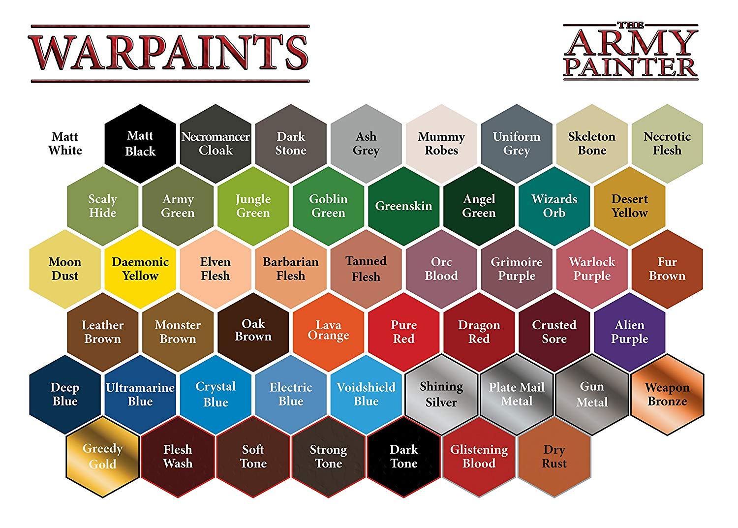 Image result for Mega Paint Set army painter