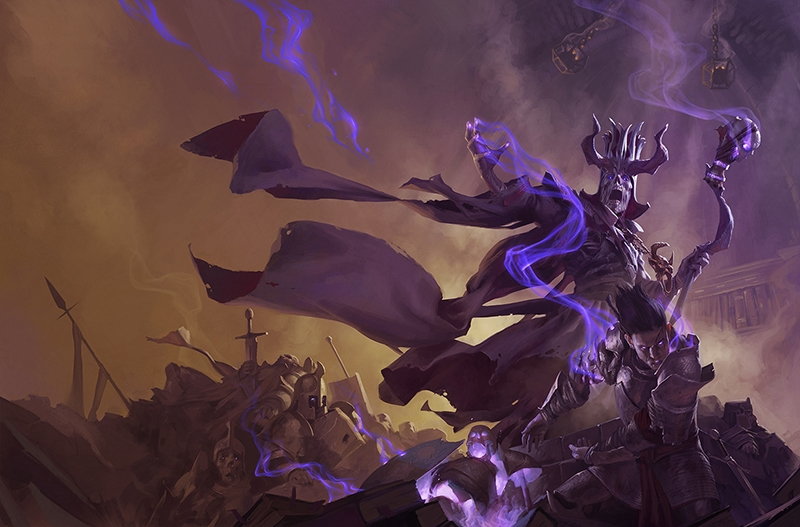 Image result for d&d dungeon master's guide art