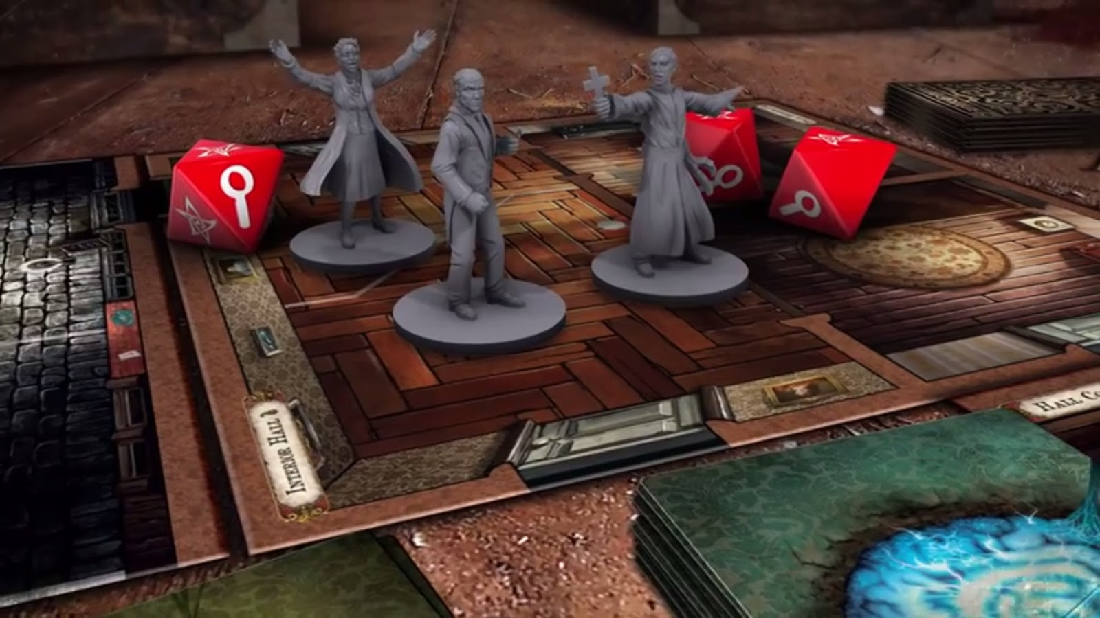 Image result for mansions of madness 2nd edition