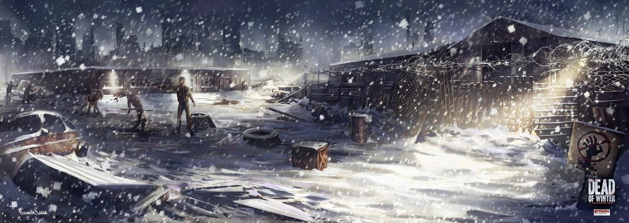 Dead of Winter The Long Night