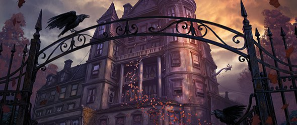 Image result for mansions of madness art 2nd edition