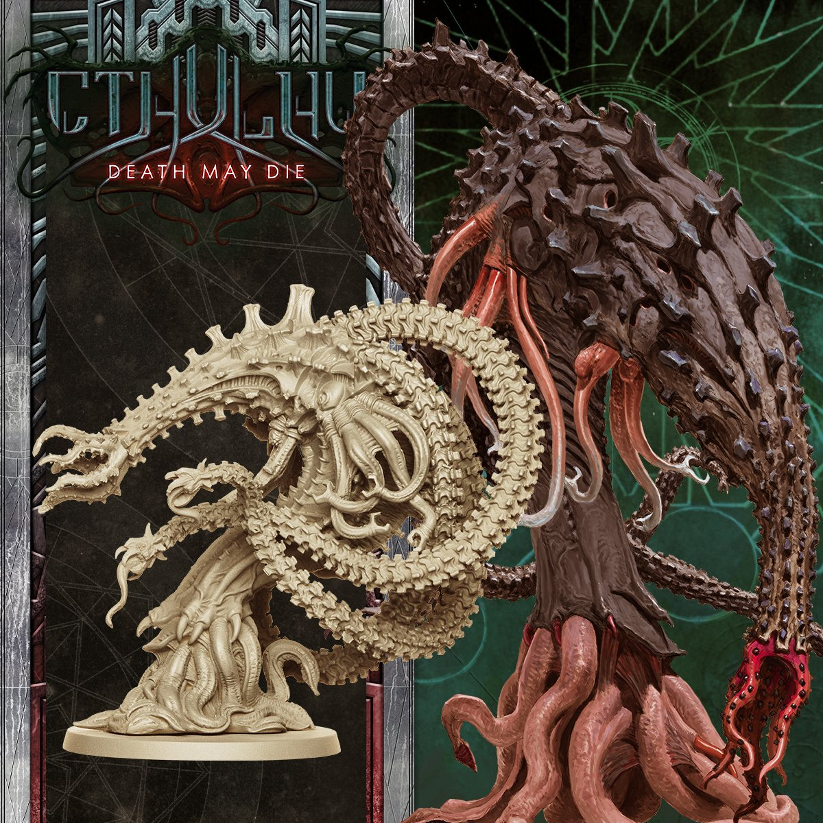Image result for cthulhu death may die