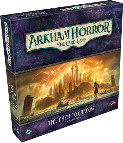 Arkham Horror The Card Game: The Path to Carcosa