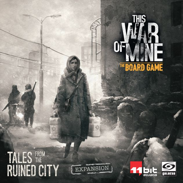 Image result for This War of Mine: Tales from the Ruined City