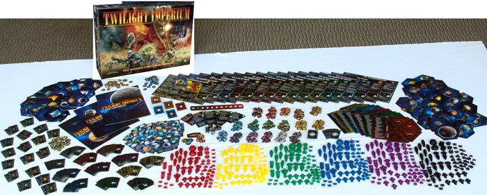 Image result for twilight imperium 4th edition