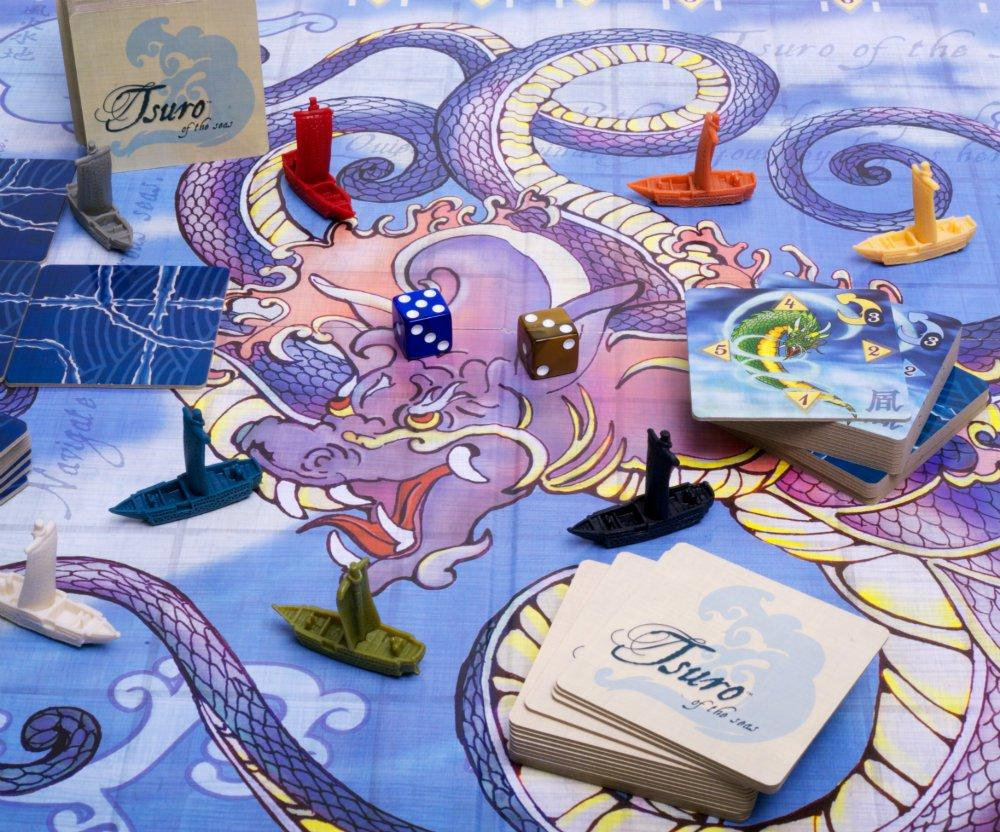 Image result for tsuro of the seas art