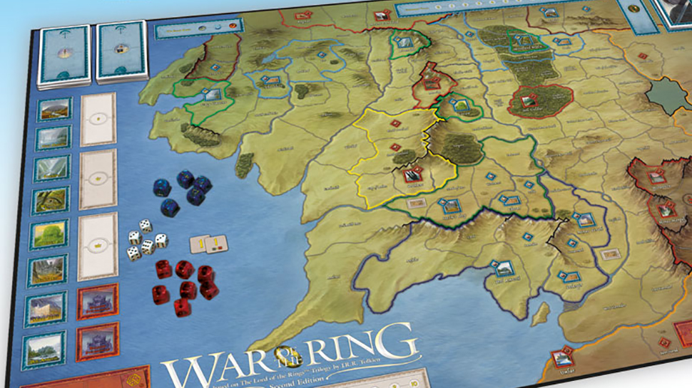 Image result for war of the ring game