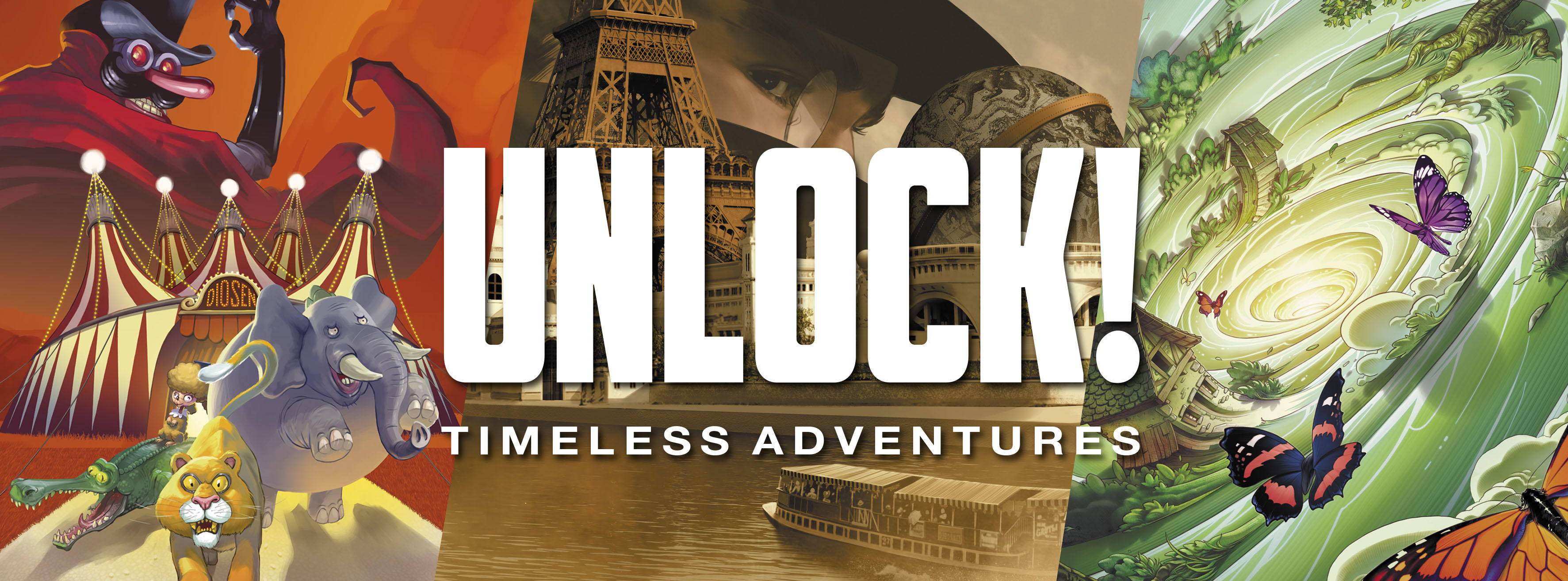 Image result for Unlock! Timeless adventures