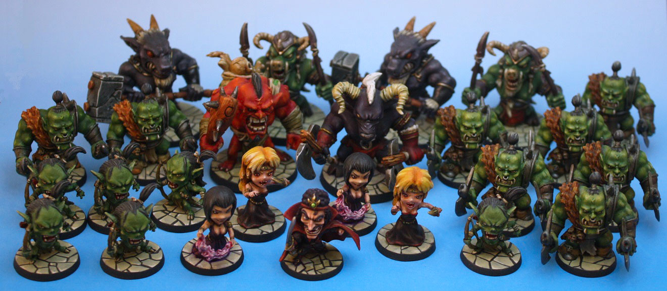 Image result for arcadia quest painted