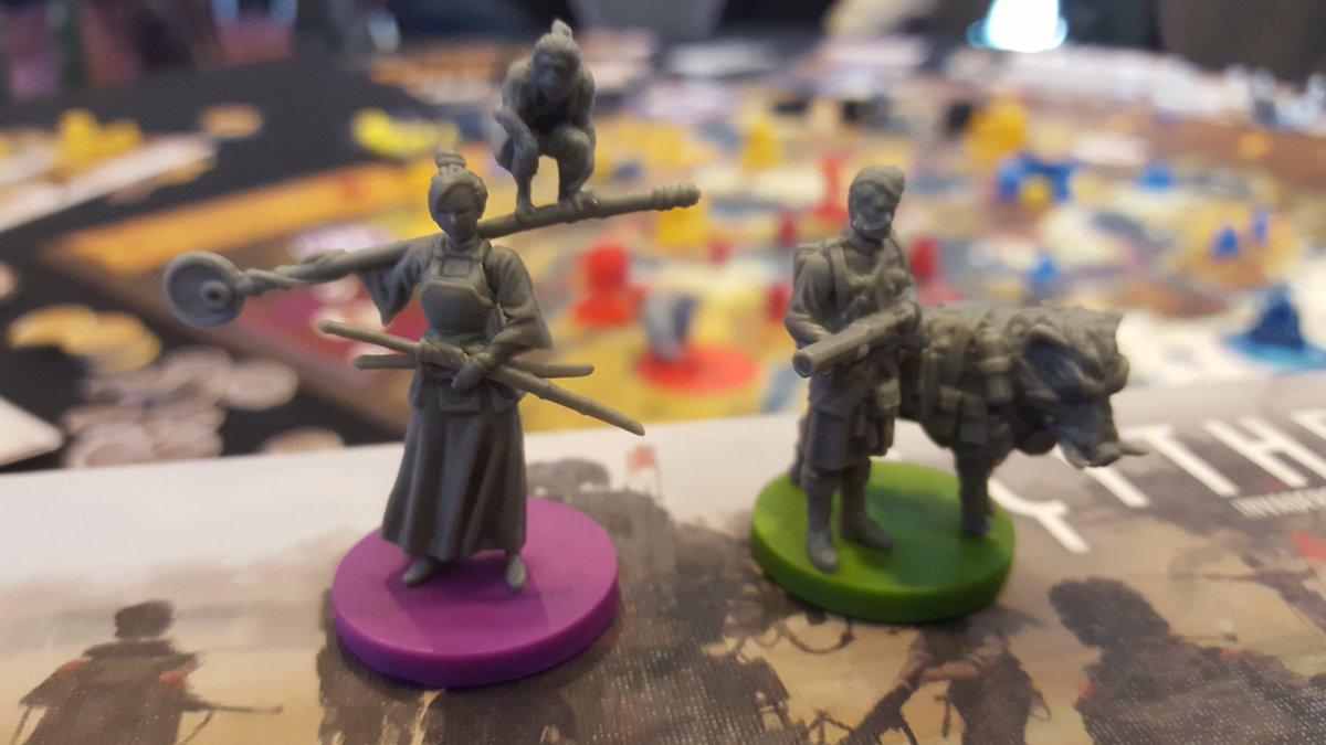 Scythe: Invaders from Afar
