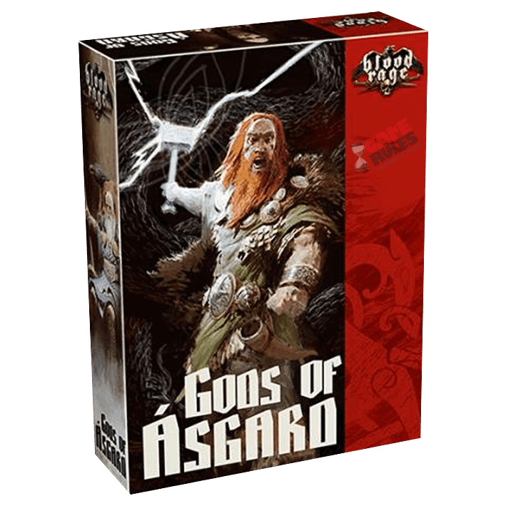Blood Rage + Gods of Asgard Bundle