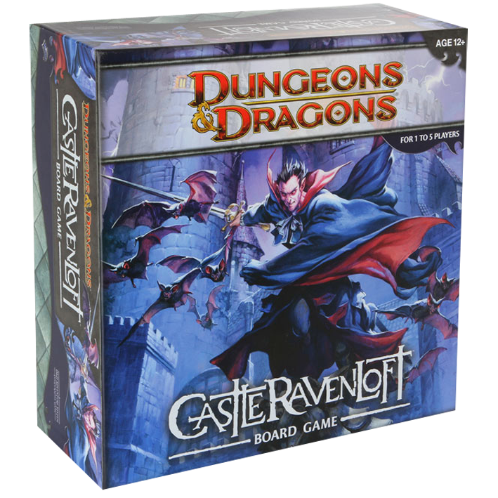 Image result for castle ravenloft png game