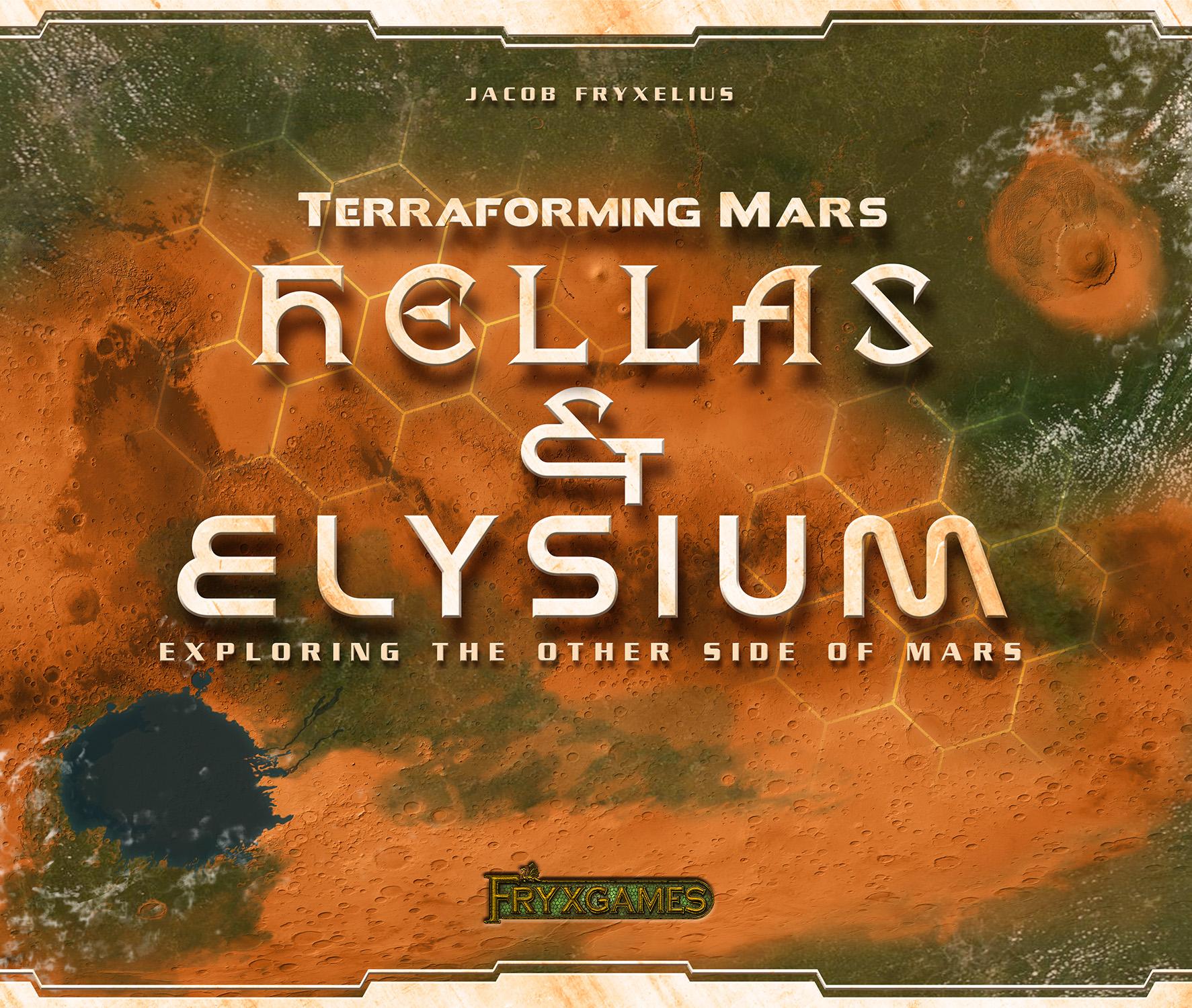 Terraforming Mars (NL) + Hellas & Elysium (NL) Bundle