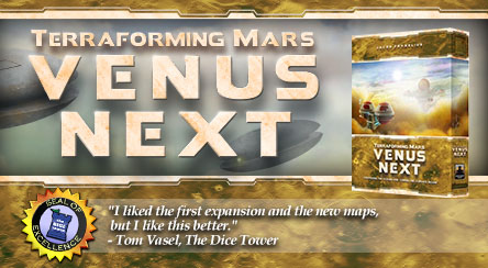 Image result for Terraforming Mars: Venus Next (EN)