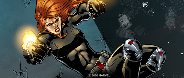 Image result for black widow ffg""