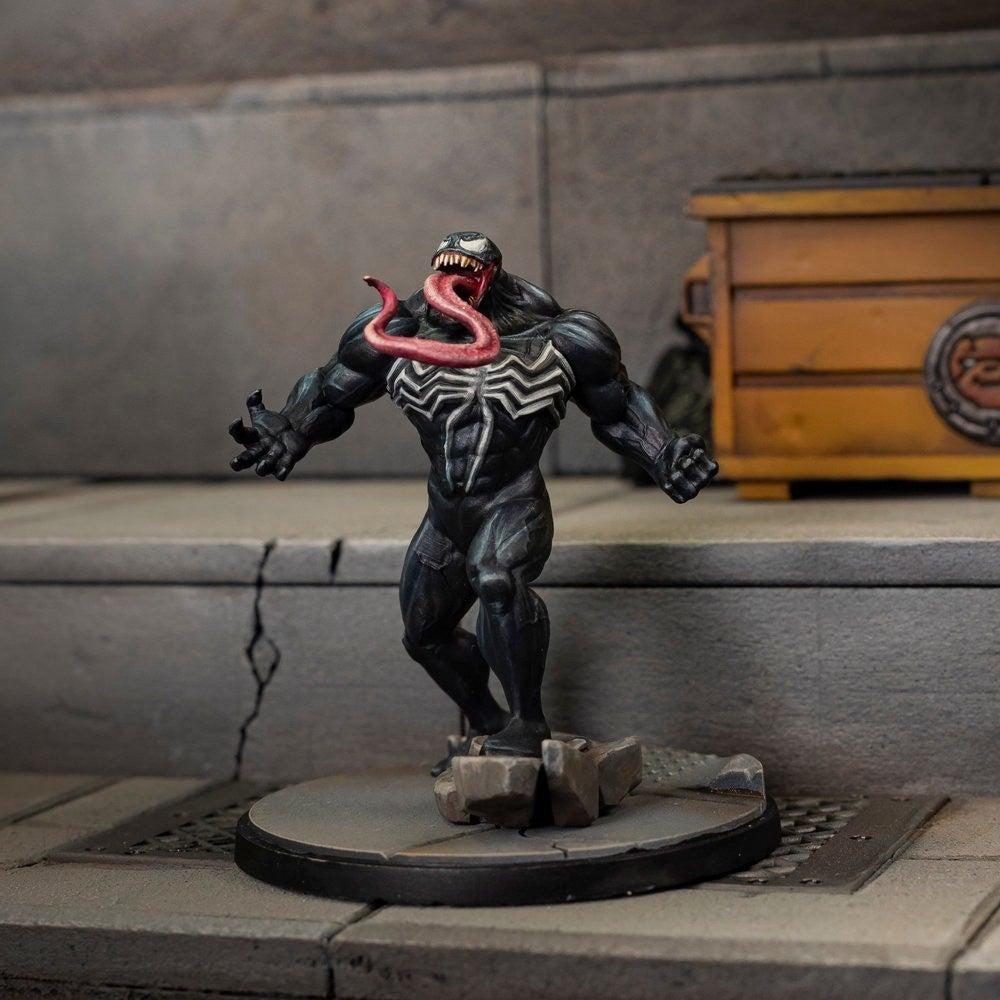 "Image result for marvel crisis protocol venom"""