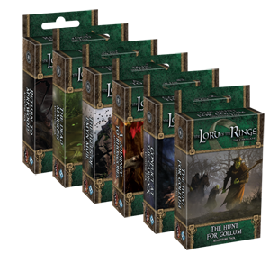 Image result for lord of the rings lcg mirkwood cycle