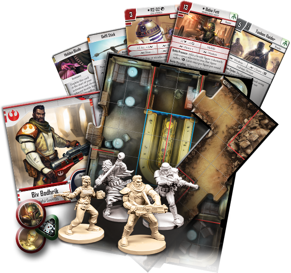 Imperial Assault: Twin Shadows