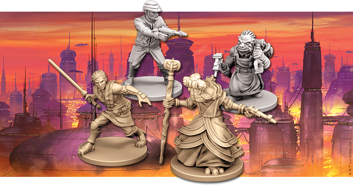 Imperial Assault: Bespin Gambit