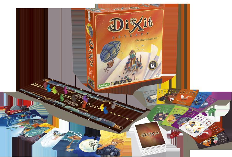 Dixit NL + Dixit: Odyssey Bundle