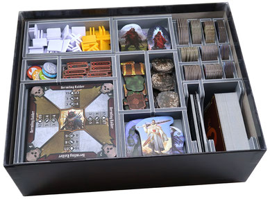 folded space insert organizer gloomhaven jaws of the lion